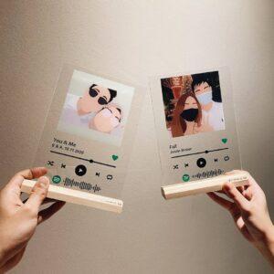 Spotify Plaque Singapore FrameUsSg